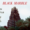 black marble   weight against the door   LP