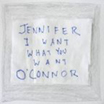 jennifer o'connor   i want what you want   CD